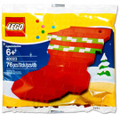 LEGO Holiday Stocking Set 40023 Packaging