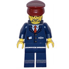 LEGO Holiday Train Conductor Minifigure