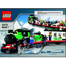 LEGO Holiday Train Set 10173 Instructions