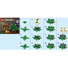 LEGO Holiday Tree Set 30576 Instructions