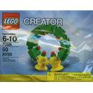LEGO Holiday Wreath Set 30028