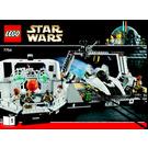 LEGO Home One Mon Calamari Star Cruiser Set 7754 Instructions