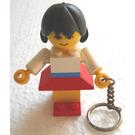 LEGO Homemaker Child Keychain