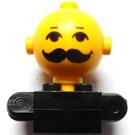 LEGO Homemaker Figure with Yellow Head