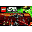 LEGO Homing Spider Droid Set 75016 Instructions