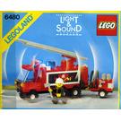 LEGO Hook and Ladder Truck Set 6480