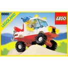 LEGO Hook & Haul Wrecker Set 6660