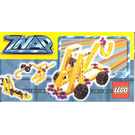 LEGO Hook-Truck Set 3504 Instructions