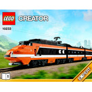LEGO Horizon Express Set 10233 Instructions