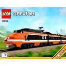 LEGO Horizon Express Set 10233 Instructions