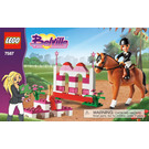 LEGO Horse Jumping Set 7587 Instructions
