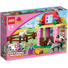 LEGO Horse Stable Set 10500 Packaging