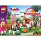 LEGO Horse Stable Set 7585 Instructions