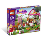 LEGO Horse Stable Set 7585 Packaging