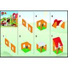 LEGO Horse Stables Set 4974 Instructions