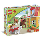 LEGO Horse Stables Set 4974 Packaging