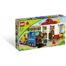 LEGO Horse Stables Set 5648 Packaging