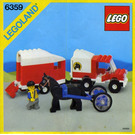 LEGO Horse Trailer Set 6359