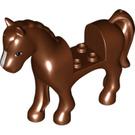 LEGO Horse avec 4 Knobs avec Trou for Bow (93085 / 93085)