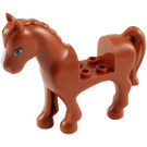 LEGO Horse with Hole for Bow (93085)