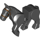 LEGO Horse with Moveable Legs and Brown Bridle (10509)