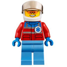 LEGO Hospital Pilot Minifigure