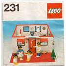LEGO Hospital Set 231 Instructions