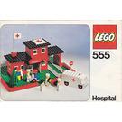 LEGO Hospital Set 555-1