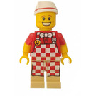 LEGO Hot Dog Man Minifigure