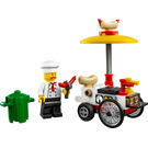 LEGO Hot Dog Stand Set 30356