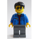 LEGO Hot Rod Driver Minifigure