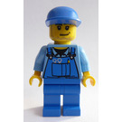 LEGO Hot Rod Mechanic Minifigure