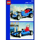 LEGO Hot Rod Set 10151 Instructions
