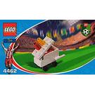 LEGO Hotdog Trolley Set 4462