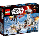 LEGO Hoth Attack Set 75138 Packaging
