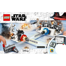 LEGO Hoth Generator Attack Set 75239 Instructions