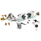 LEGO Hoth Rebel Base Set 7666