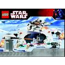 LEGO Hoth Rebel Base Set 7666 Instructions