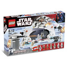 LEGO Hoth Rebel Base Set 7666 Packaging