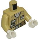 LEGO Hoth Rebel Trooper Torso (76382)