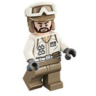 LEGO Hoth Rebel Trooper with Brown Beard Minifigure
