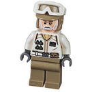 LEGO Hoth Rebel Trooper with White Beard Minifigure