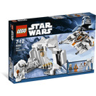 LEGO Hoth Wampa Cave Set 8089 Packaging