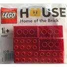 LEGO House 6 DUPLO Bricks Set 40297
