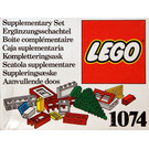 LEGO House Accessories Set 1074