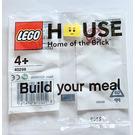 LEGO House Build Your Meal Brick Bag Set 40296