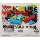 LEGO House Build Your Meal Brick Bag Set 40296
