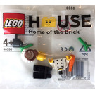 LEGO House Exclusive Minifigure 2019 Set 40356