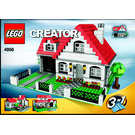 LEGO House Set 4956 Instructions