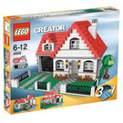 LEGO House Set 4956 Packaging